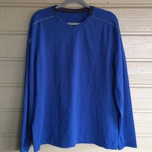 Lululemon Men's Long Sleeve Top XL
